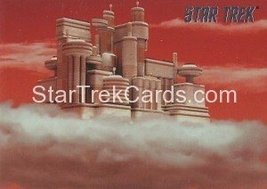 Star Trek The Remastered Original Series Trading Card 74