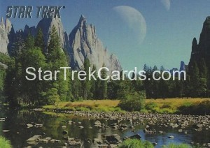 Star Trek The Remastered Original Series Trading Card 75