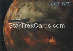 Star Trek The Remastered Original Series Trading Card 77