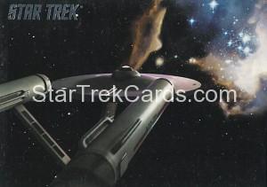 Star Trek The Remastered Original Series Trading Card 79