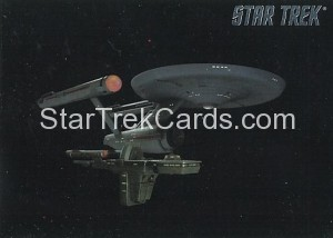 Star Trek The Remastered Original Series Trading Card 8