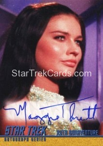 Star Trek The Remastered Original Series Trading Card A202