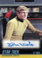 Star Trek The Remastered Original Series Trading Card A214