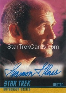 Star Trek The Remastered Original Series Trading Card A245