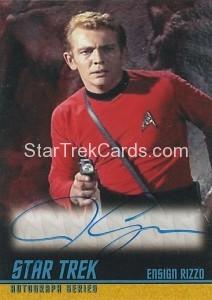 Star Trek The Remastered Original Series Trading Card A246