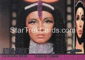 Star Trek The Remastered Original Series Trading Card B114