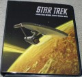 Star Trek The Remastered Original Series Trading Card Binder