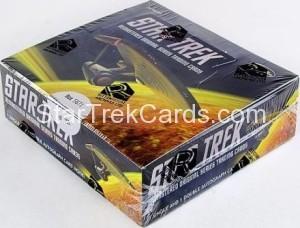 Star Trek The Remastered Original Series Trading Card Box Alternate