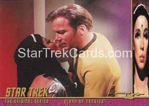 Star Trek The Remastered Original Series Trading Card C113
