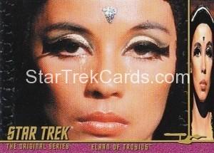 Star Trek The Remastered Original Series Trading Card C114