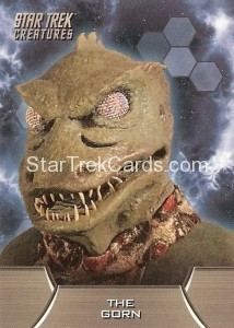 Star Trek The Remastered Original Series Trading Card C6