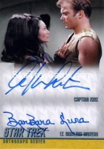 Star Trek The Remastered Original Series Trading Card DA1