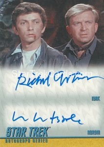 Star Trek The Remastered Original Series Trading Card DA11