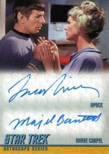 Star Trek The Remastered Original Series Trading Card DA6