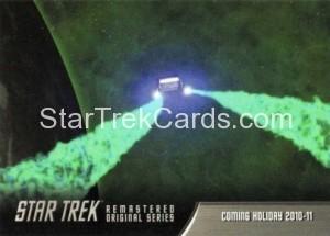 Star Trek The Remastered Original Series Trading Card P2