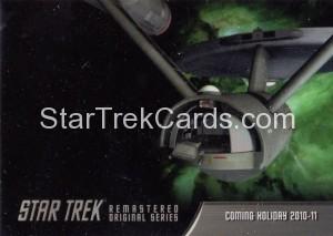 Star Trek The Remastered Original Series Trading Card P3
