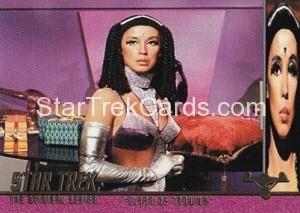 Star Trek The Remastered Original Series Trading Card P57