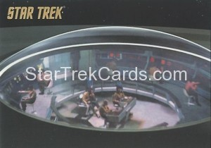 Star Trek The Remastered Original Series Trading Card Parallel 1