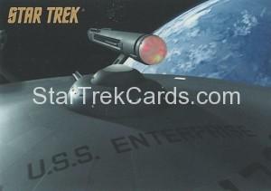 Star Trek The Remastered Original Series Trading Card Parallel 10