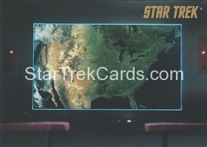Star Trek The Remastered Original Series Trading Card Parallel 12