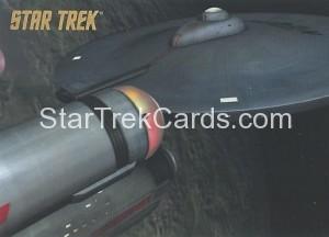 Star Trek The Remastered Original Series Trading Card Parallel 13