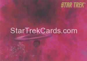 Star Trek The Remastered Original Series Trading Card Parallel 2