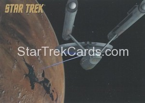 Star Trek The Remastered Original Series Trading Card Parallel 20