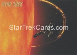 Star Trek The Remastered Original Series Trading Card Parallel 21