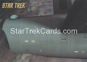 Star Trek The Remastered Original Series Trading Card Parallel 22