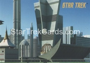 Star Trek The Remastered Original Series Trading Card Parallel 23