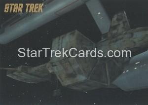 Star Trek The Remastered Original Series Trading Card Parallel 24