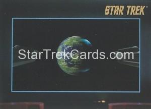 Star Trek The Remastered Original Series Trading Card Parallel 25