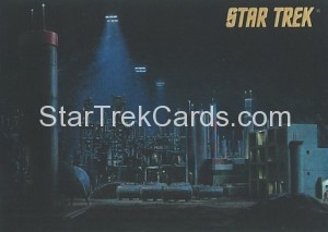 Star Trek The Remastered Original Series Trading Card Parallel 26