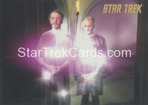 Star Trek The Remastered Original Series Trading Card Parallel 27