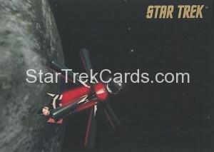 Star Trek The Remastered Original Series Trading Card Parallel 29