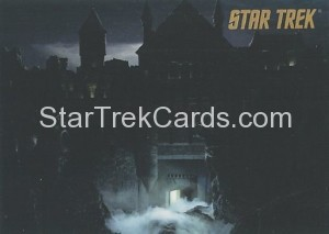 Star Trek The Remastered Original Series Trading Card Parallel 30