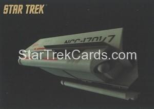 Star Trek The Remastered Original Series Trading Card Parallel 31