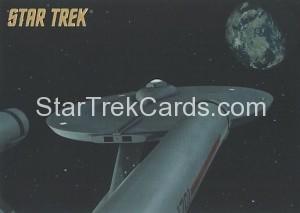 Star Trek The Remastered Original Series Trading Card Parallel 32