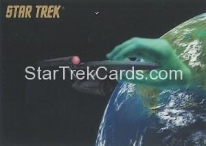 Star Trek The Remastered Original Series Trading Card Parallel 33