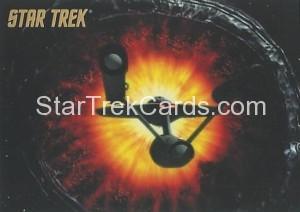 Star Trek The Remastered Original Series Trading Card Parallel 35
