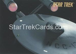 Star Trek The Remastered Original Series Trading Card Parallel 37