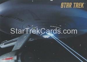Star Trek The Remastered Original Series Trading Card Parallel 38