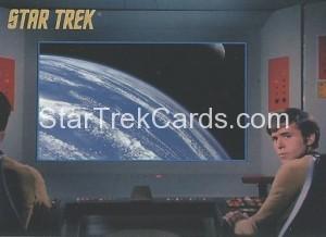 Star Trek The Remastered Original Series Trading Card Parallel 43