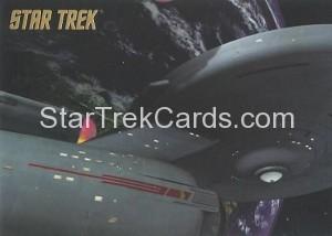 Star Trek The Remastered Original Series Trading Card Parallel 45