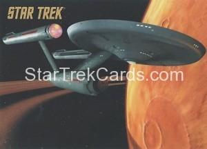 Star Trek The Remastered Original Series Trading Card Parallel 46
