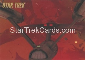 Star Trek The Remastered Original Series Trading Card Parallel 48