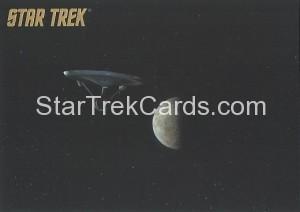 Star Trek The Remastered Original Series Trading Card Parallel 51
