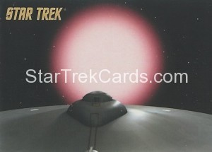 Star Trek The Remastered Original Series Trading Card Parallel 52