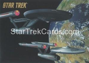Star Trek The Remastered Original Series Trading Card Parallel 54