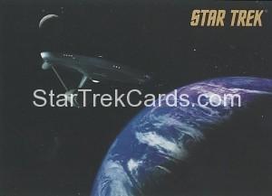 Star Trek The Remastered Original Series Trading Card Parallel 55